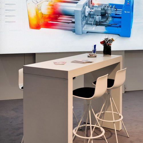 expokom GmbH | KBA - Messestand